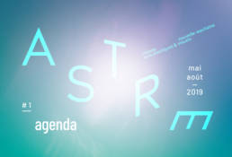 Astre-Agenda n°1 couverture
